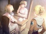 Wall Sina, Goodbye (Visual Novel)