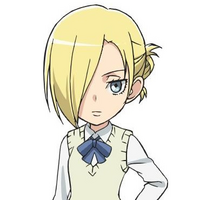 Annie Leonhart (Junior High Anime) character image