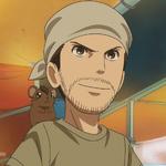 Dieter Ness (Junior High Anime) character image