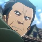 Darius Baer Walbrunn (Anime) character image