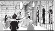 Les prisonniers vs Jelena