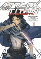 SnK - Manga Volume no1d
