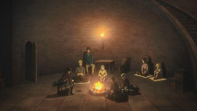 File:The scouts resting inside Utgard Castle.jpg