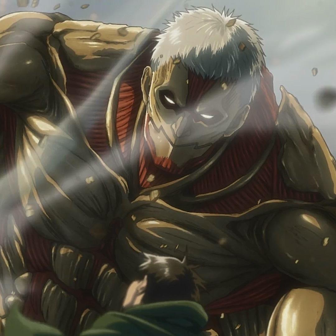 Resultado de imagem para reiner braun armored titan