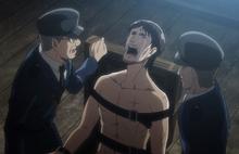 Grisha podczas tortur