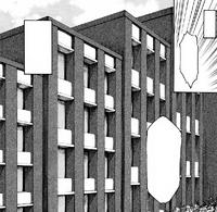Titan school building