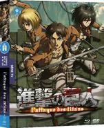 L'attaque des titans - DVD 2 fr