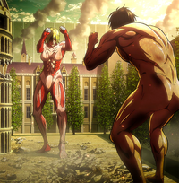 Annie vs. Eren