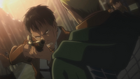 Nile holds Erwin at gunpoint