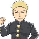 Reiner Braun (Junior High Anime) character image
