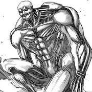 Titan Cuirassé Manga