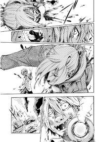 Annie is shot
