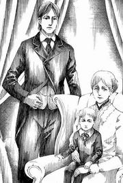 Poprzednia rodzina Grishy