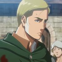 Erwin Smith (Anime) character image (845)