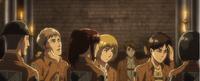 Jean żartuje z Erena