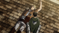 Erwin asks a question