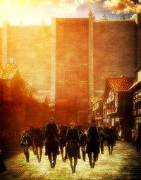 The Survey Corps is back