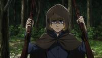 Armin nimmt die Waffen von Hitch und Marlo an sich