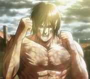 Eren Titan Anime
