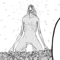Primo Re Gigante Progenitore Manga