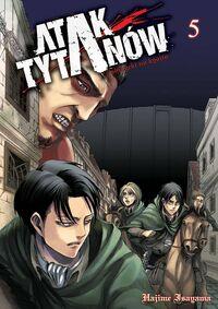 Atak Tytanów 5
