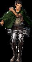 Attack-on-Titan-2 Gunther Render