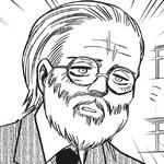 Darius Zackly (Junior High Manga) character image