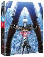 L'attaque des titans - DVD Saison 3 - Partie 1 édition collector