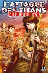 Before The Fall - Tome 12 fr
