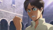 Eren vows to make up for the lost lives