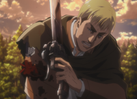 Erwin prioritizes Eren's rescue