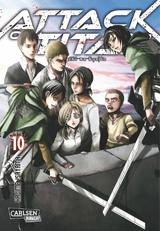 SnK - Manga Volume 10d