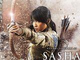 Sasha (Live-Action)/Image Gallery
