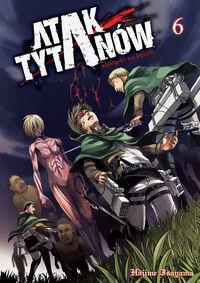 Atak Tytanów 6