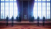 Die Versammlung der königlichen Regierung