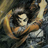 Kyklo character image