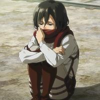Mikasa bedauert es Eren nicht geholfen zu haben