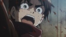 Eren kills a kidnapper