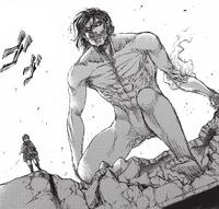 Armin and Titan Eren