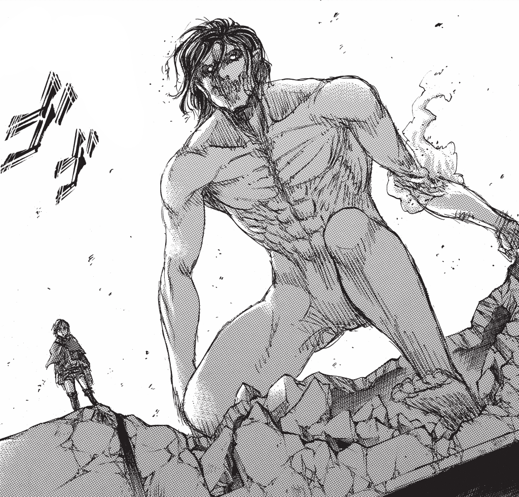 File:Armin and Titan Eren.png