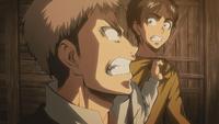 Jean and Eren's relationship