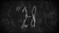 Attack on Titan - Episode 28 Title Card