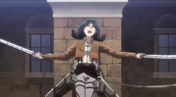 Mina stürzt ab