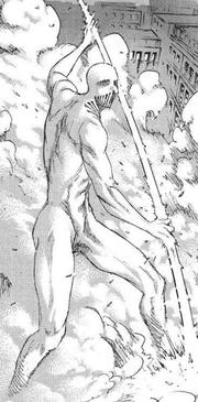War Hammer full body