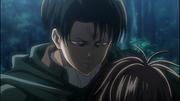 Levi est fâché contre Hansi