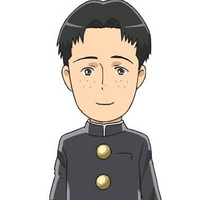 Marco Bodt (Junior High Anime) character image