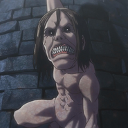Ymir Titan Form Anime