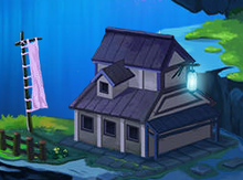 Дом игры в кости