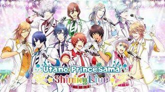 Utano☆Princesama Shining Live Eng PV