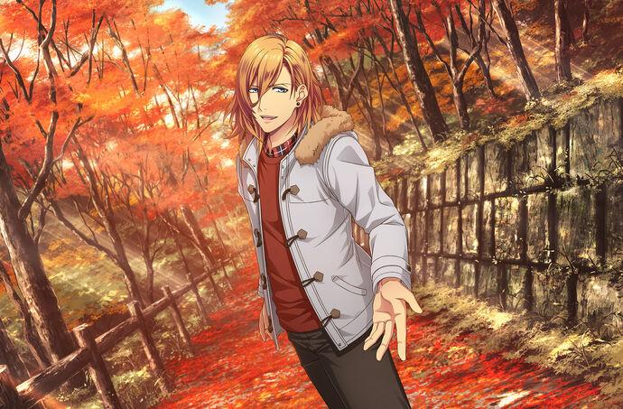 Ren Jinguji (Autumn Memories) CG